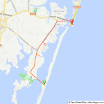 half marathon course map 2014